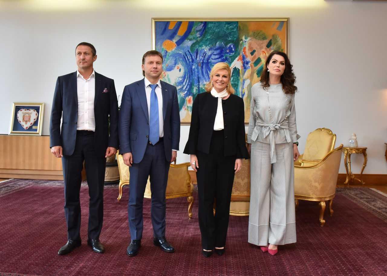 """Dvinskykh je dvije godine zaposlenica Sberbank Rusija"""