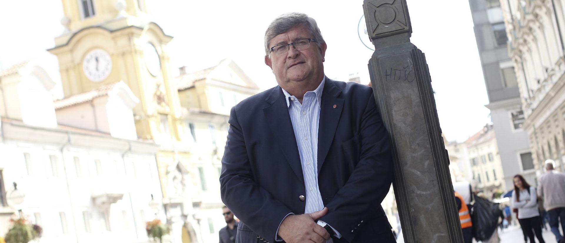 INTERVJU Vojko Obersnel: 'Ne mogu biti v. d. predsjednika SDP-a jer toga nema u Statutu'