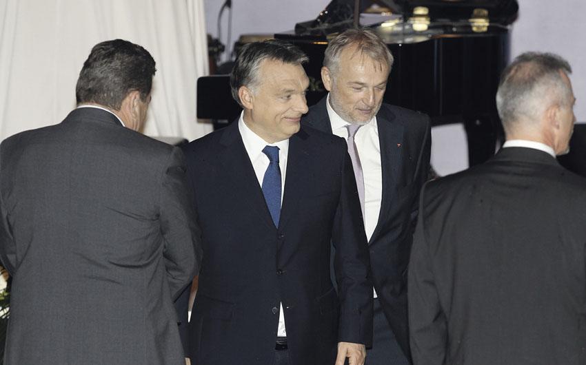 Vujnovac i šef MOL-a Hernádi na tajnom sastanku u Budimpešti