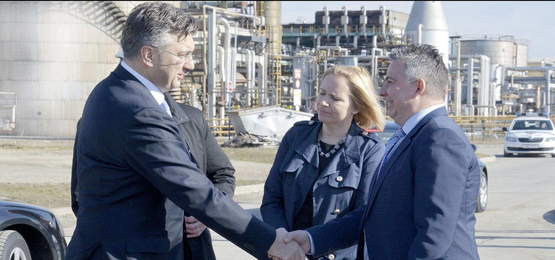 'Analiza Deloittea o poslovanju Rafinerije Sisak napravljena prema uputama iz MOL-a'