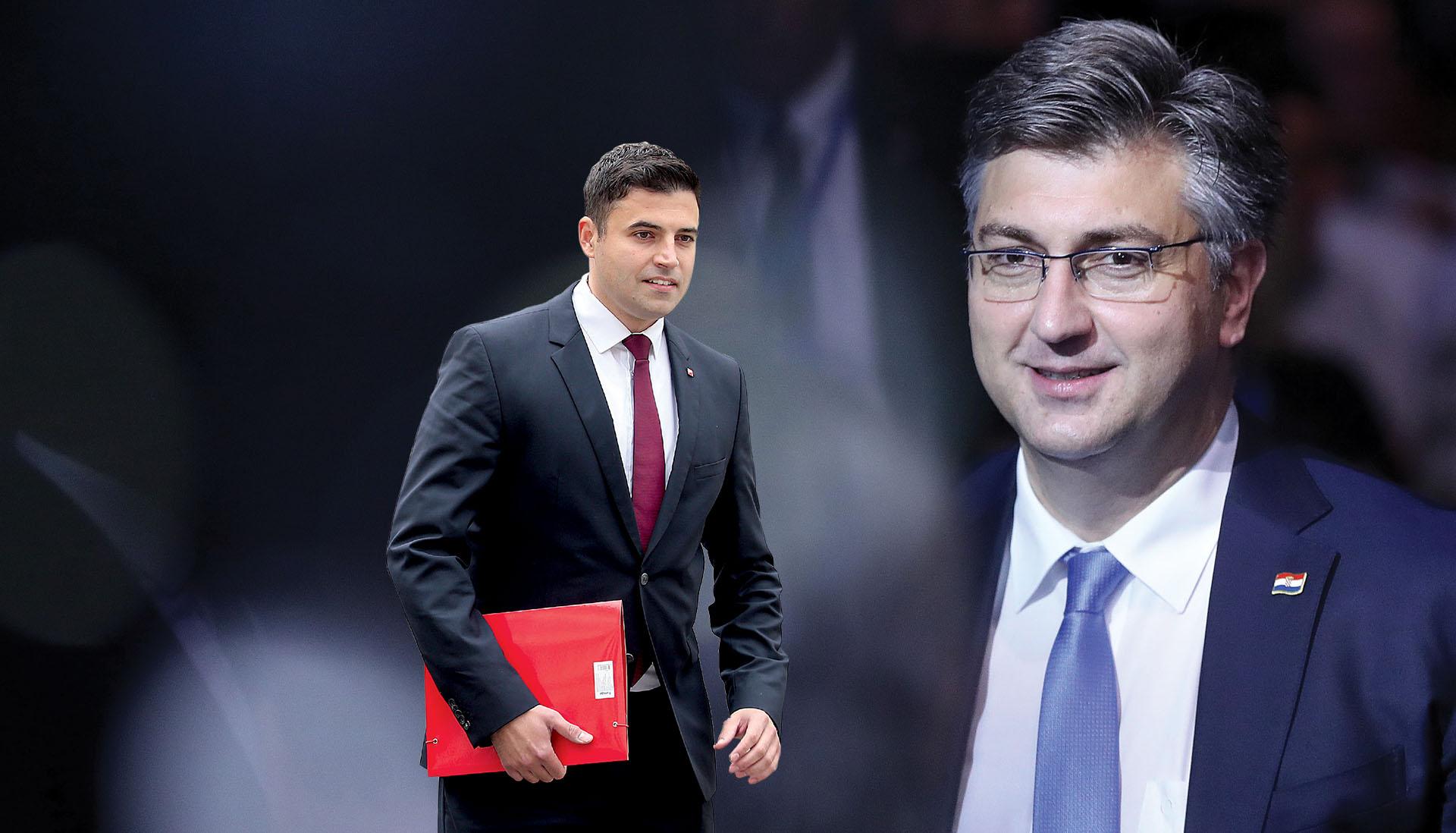 Tajni sastanci Bernardića i Plenkovića za veliku koaliciju