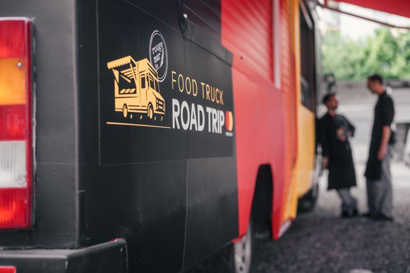 Mastercard Food truck krenuo na turneju od Istre do Dalmacije