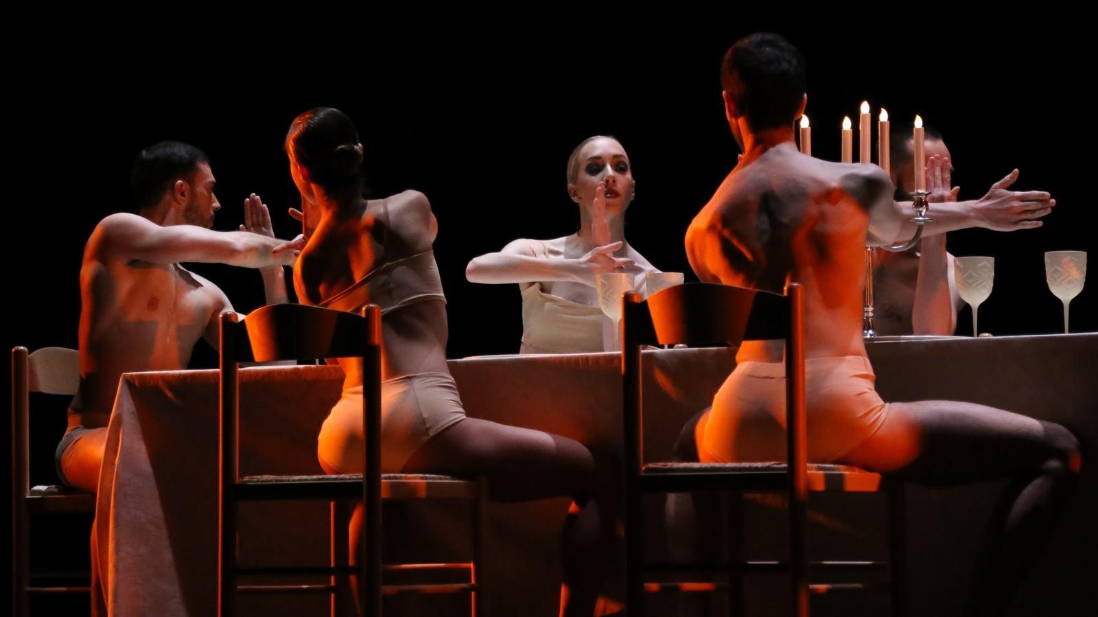 Balet HNK Ivana pl. Zajca gostuje u Ljubljani s predstavom 'Rossini Cards'