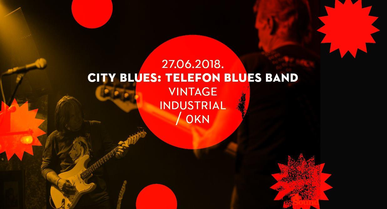 Telefon Blues Band otvara novi program u Ljetnom Vrtu Savske 160