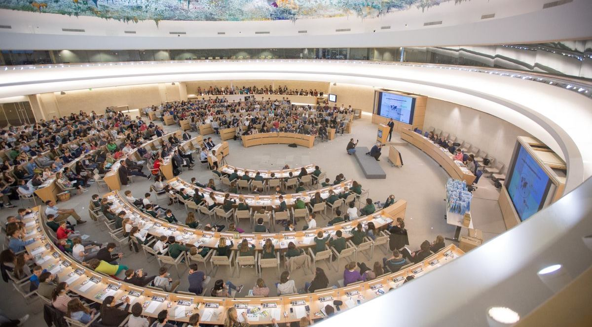 Američki delegati su se povukli iz Vijeća za ljudska prava Ujedinjenih naroda