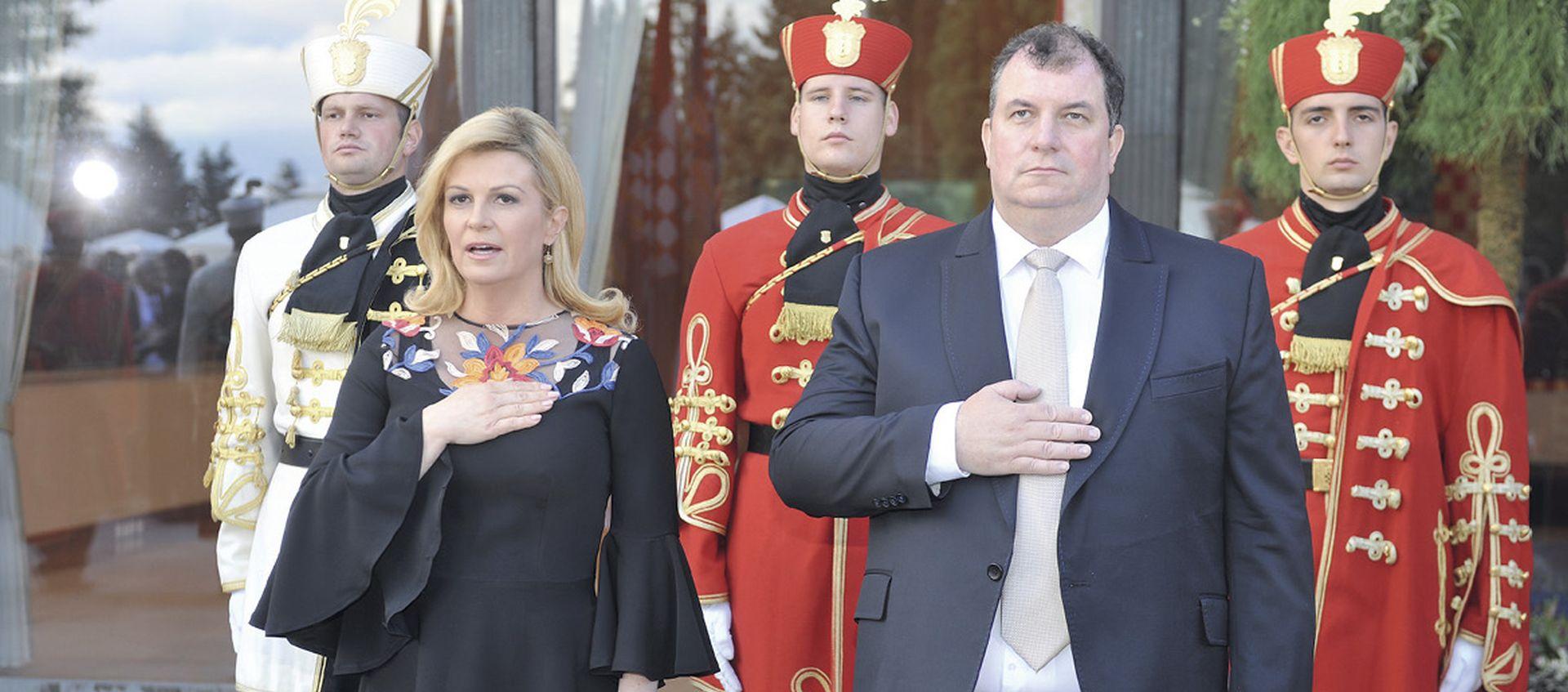 Predsjednica poručila da hrvatski građani žele dostojanstven život