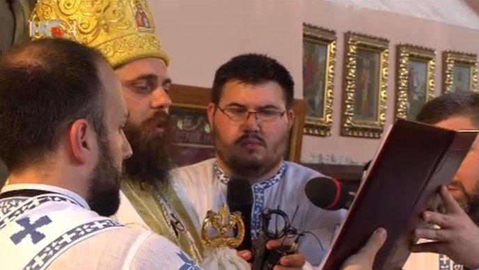 Ustoličen episkop osječkopoljski i baranjski g. Heruvim