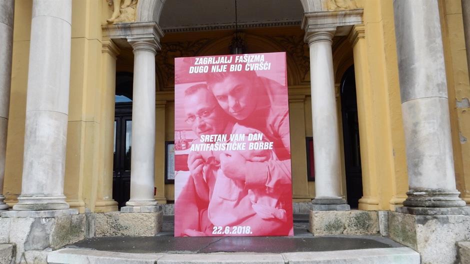 FRLJIĆEV PERFORMANS Hasanbegović i Bujanec u zagrljaju