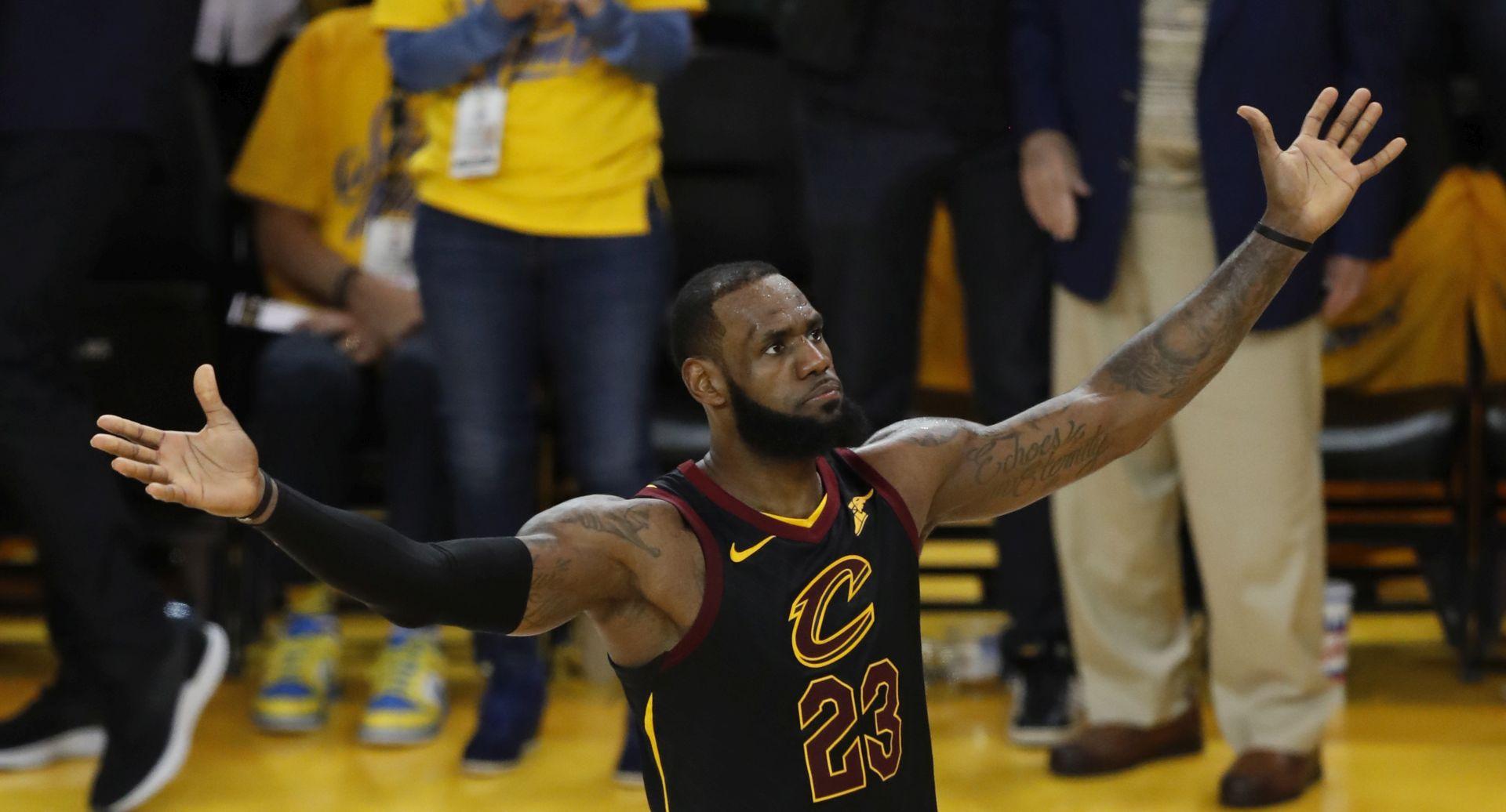 LeBron James prešao u LA Lakerse
