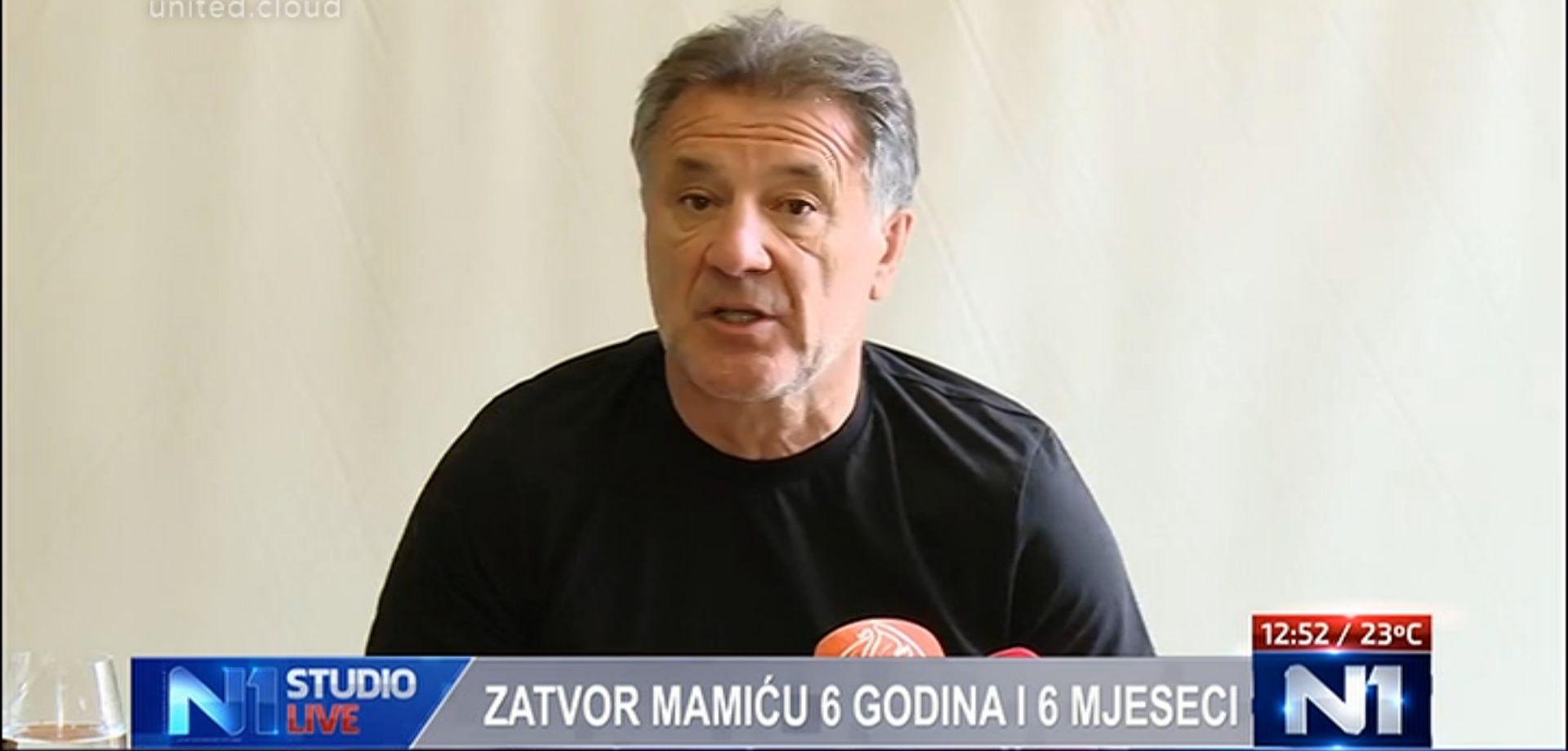 Bjegunac Mamić u Tomislavgradu zatražio osobnu iskaznicu