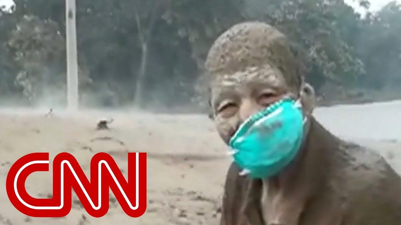Najmanje 25 mrtvih u erupciji vulkana u Gvatemali