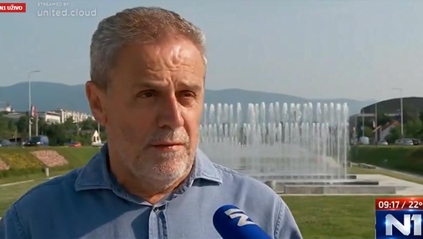 """""""Milane Bandiću, sramoto, stidu i poniženje naše!"""""""