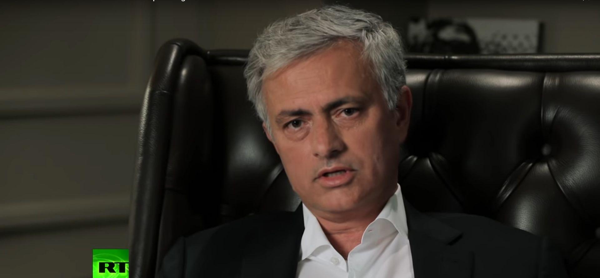 """VIDEO: Mourinho: """"Hrvatska i Island kandidati za četvrtfinale"""""""