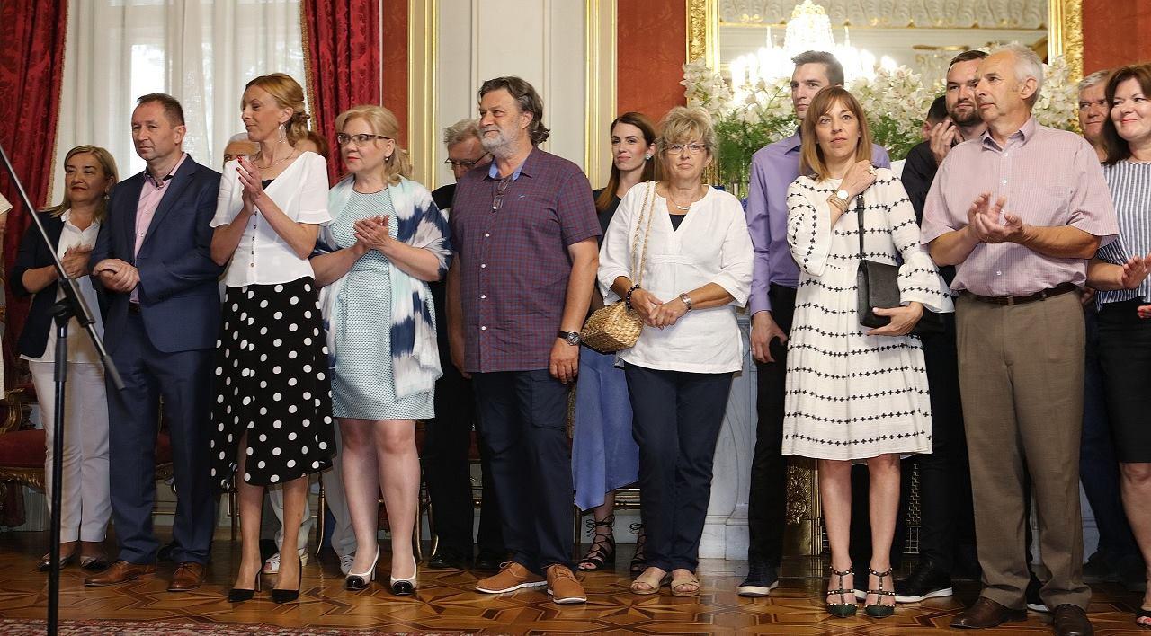 Svečano dodijeljene nagrade 53. Međunarodne izložbe Floraart najboljim izlagačima i floristima