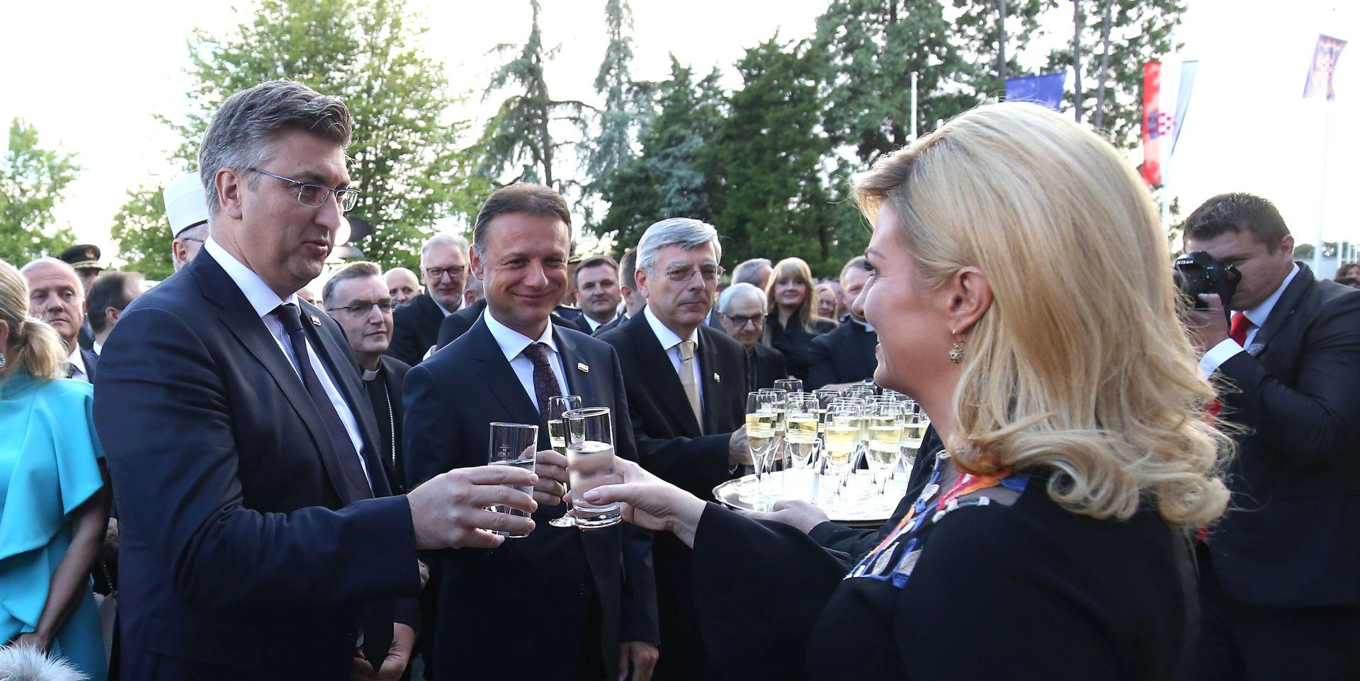 "JANDROKOVIĆ: ""HDZ će podržati kandidaturu Grabar Kitarović"""