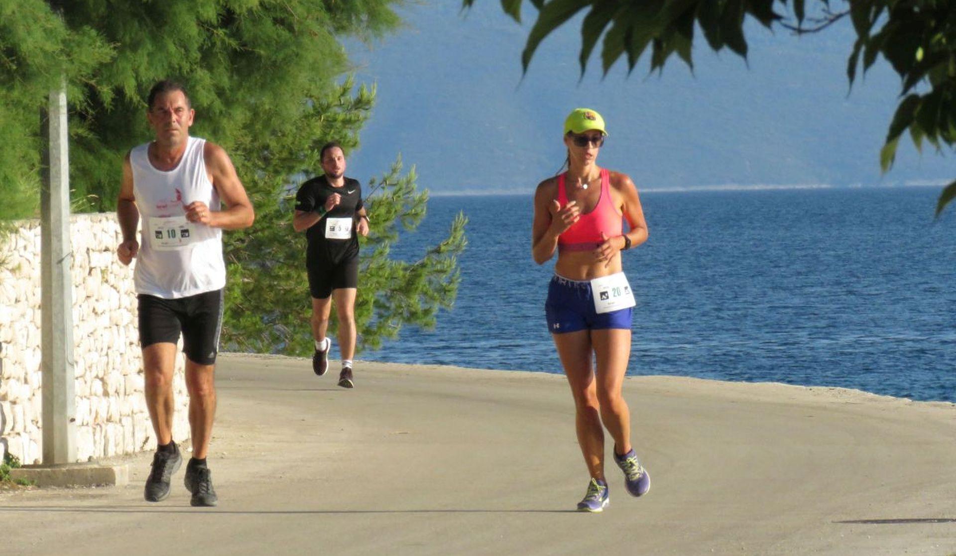 BRAČ RUN: Na najljepšoj trail utrci u Hrvatskoj sudjelovali trkači iz čak 8 zemalja svijeta