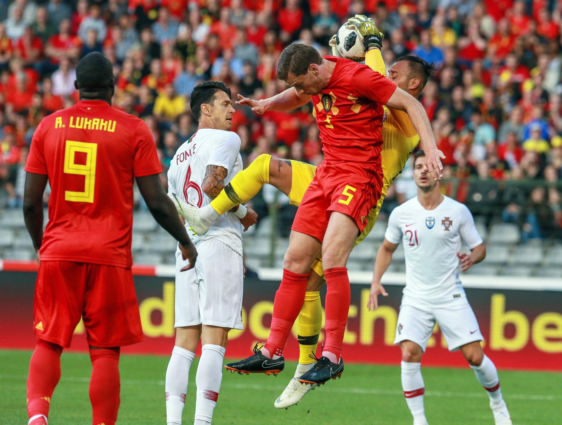 Belgija – Portugal 0-0