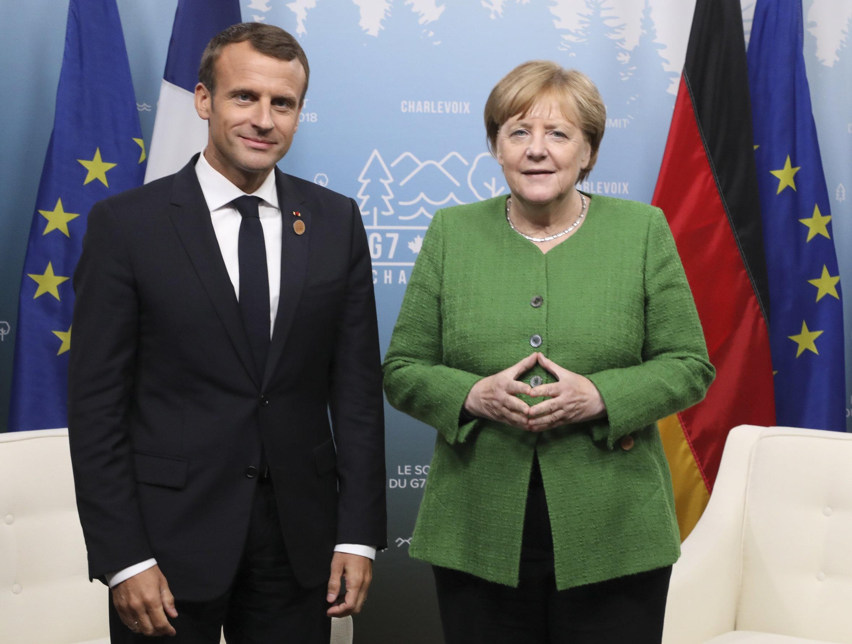 Njemačka i Francuska osudile Trumpa zbog nedosljednosti oko G7