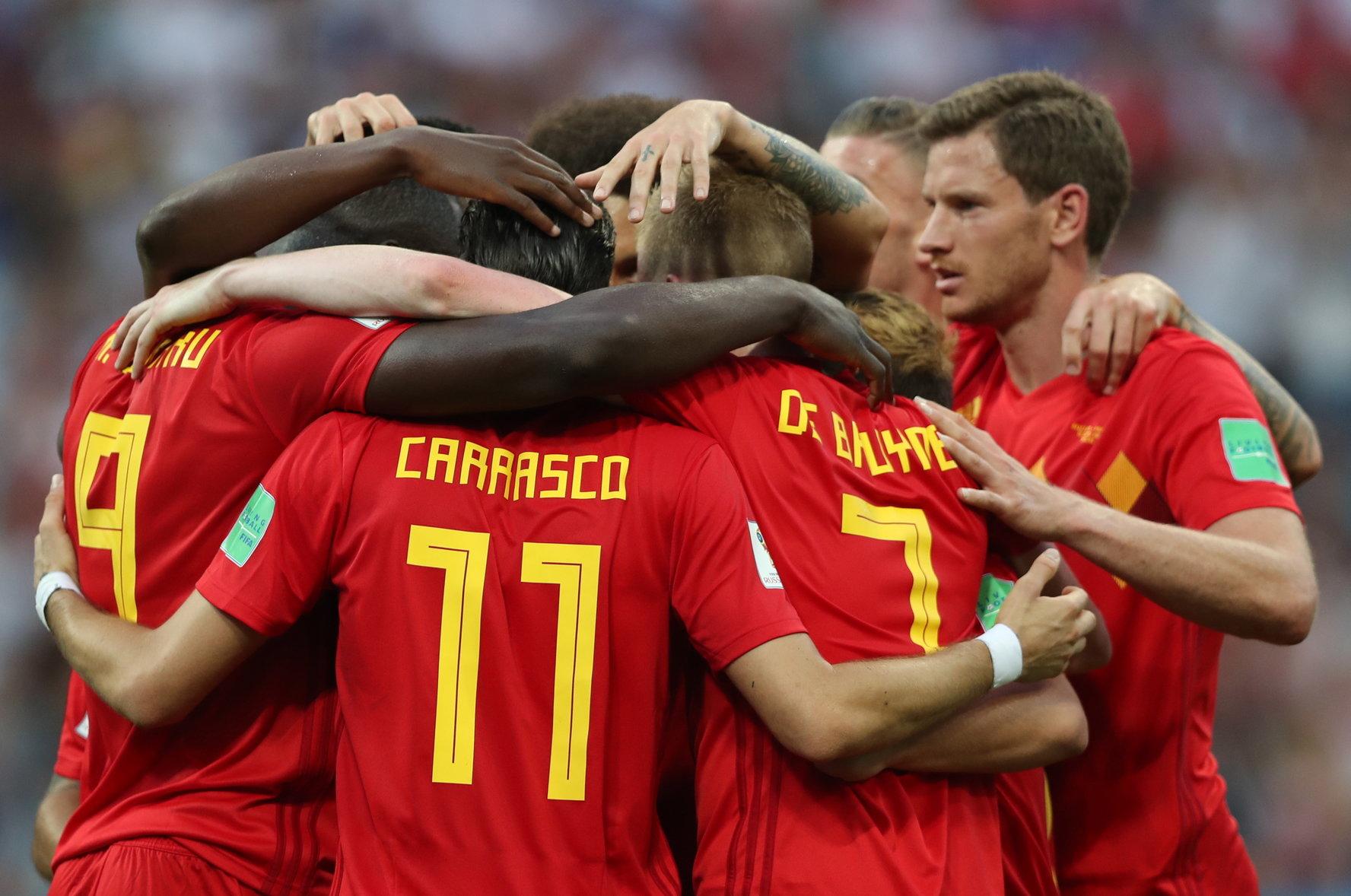 LIGA NACIJA Belgija – Švicarska 2-1, gol Gavranovića