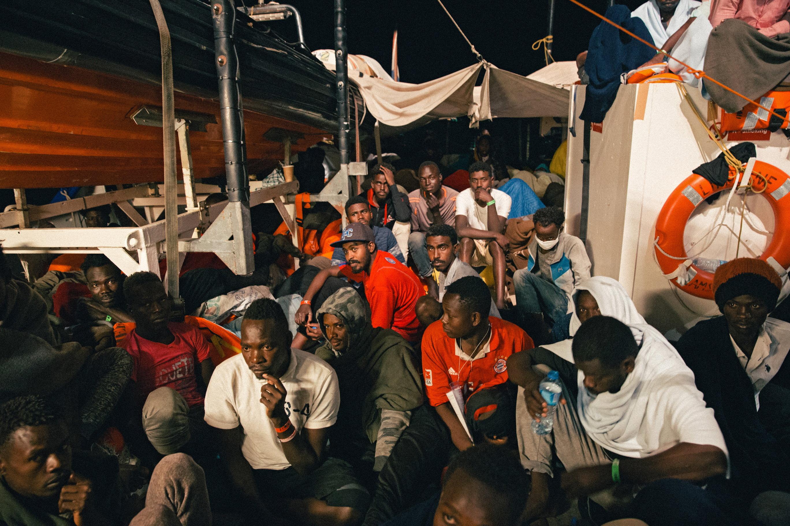 Italija potvrdila da humanitarnom brodu Lifeline neće dopustiti pristanak u talijanskoj luci