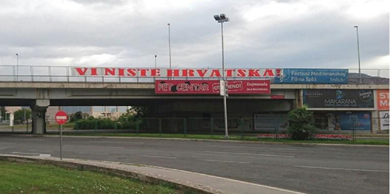 "SPLIT ""Vi niste Hrvatska"""