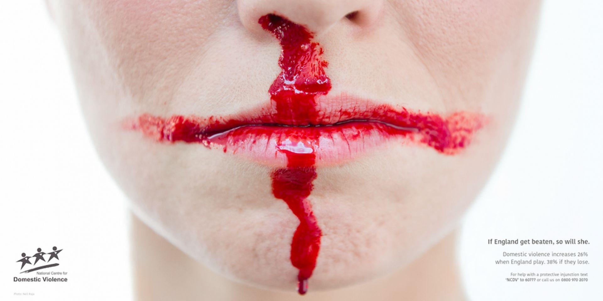 Poraz od Hrvatske razbuktao obiteljsko nasilje u Engleskoj