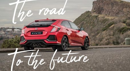 VIDEO: Neobičan dizajn Honde Civic Type R