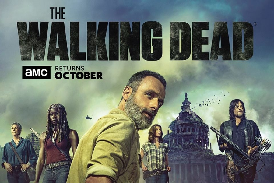 VIDEO: Andrew Lincoln se oprostio od obožavatelja na Comic Conu