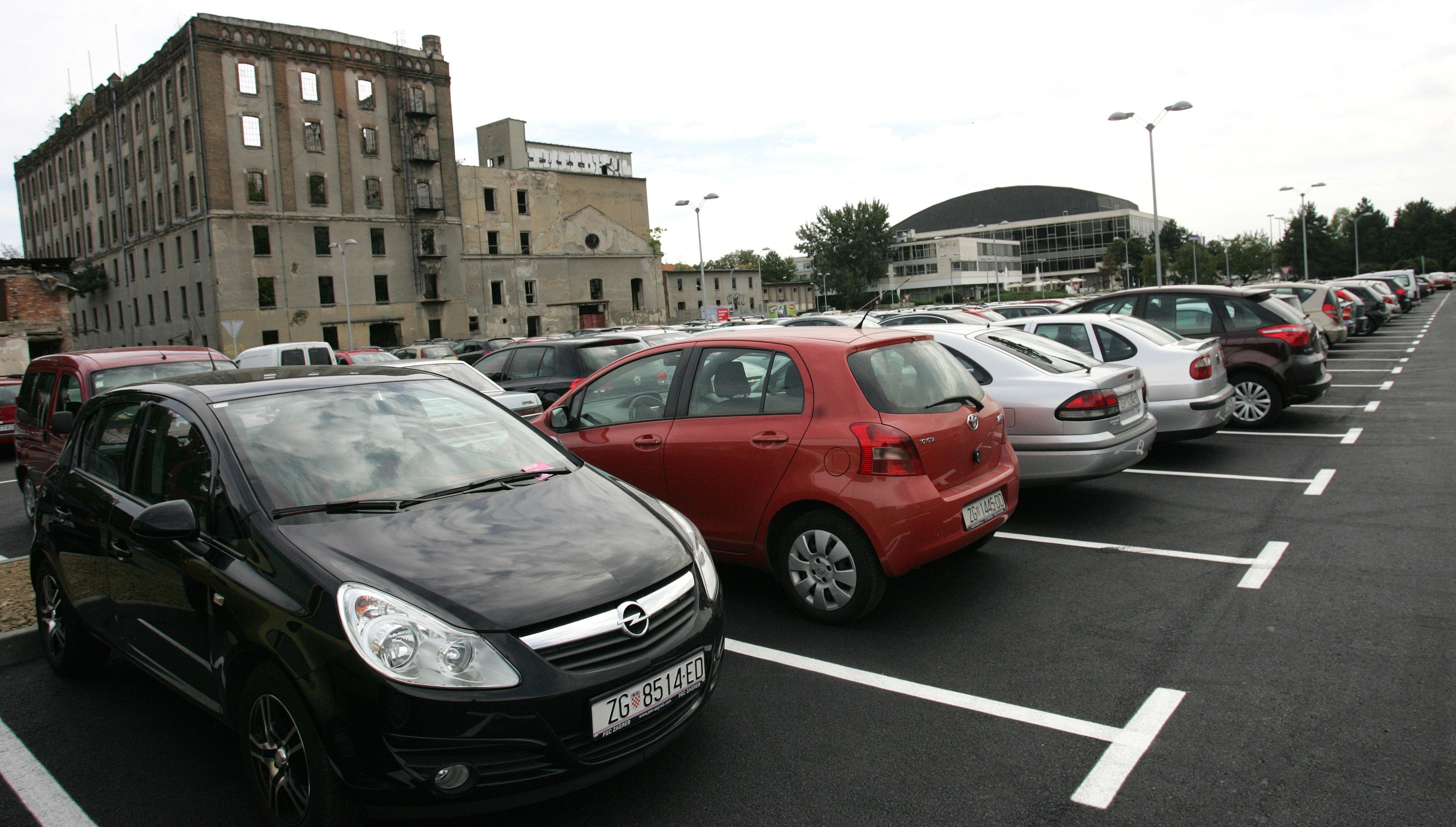 Od danas skuplji parking u Zagrebu