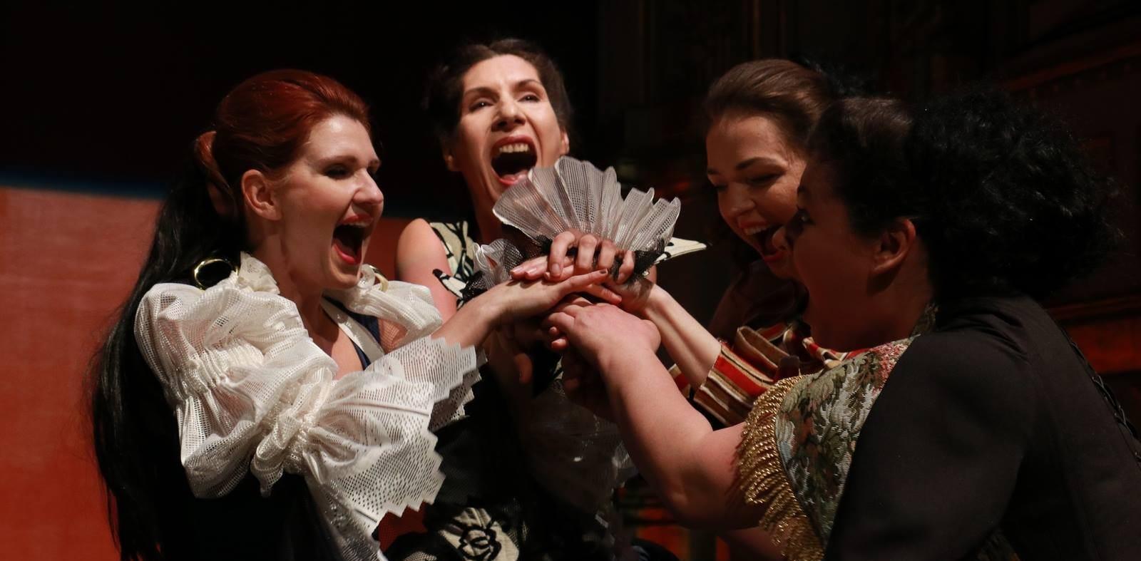 Opera 'Falstaff' dobiva prigodnu nogometnu dimenziju