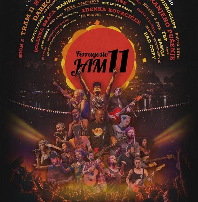 Počinje jedanaesto izdanje festivala Ferragosto JAM