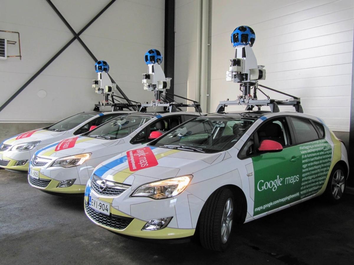 Krajem srpnja Google Street View automobili ponovo na hrvatskim ulicama