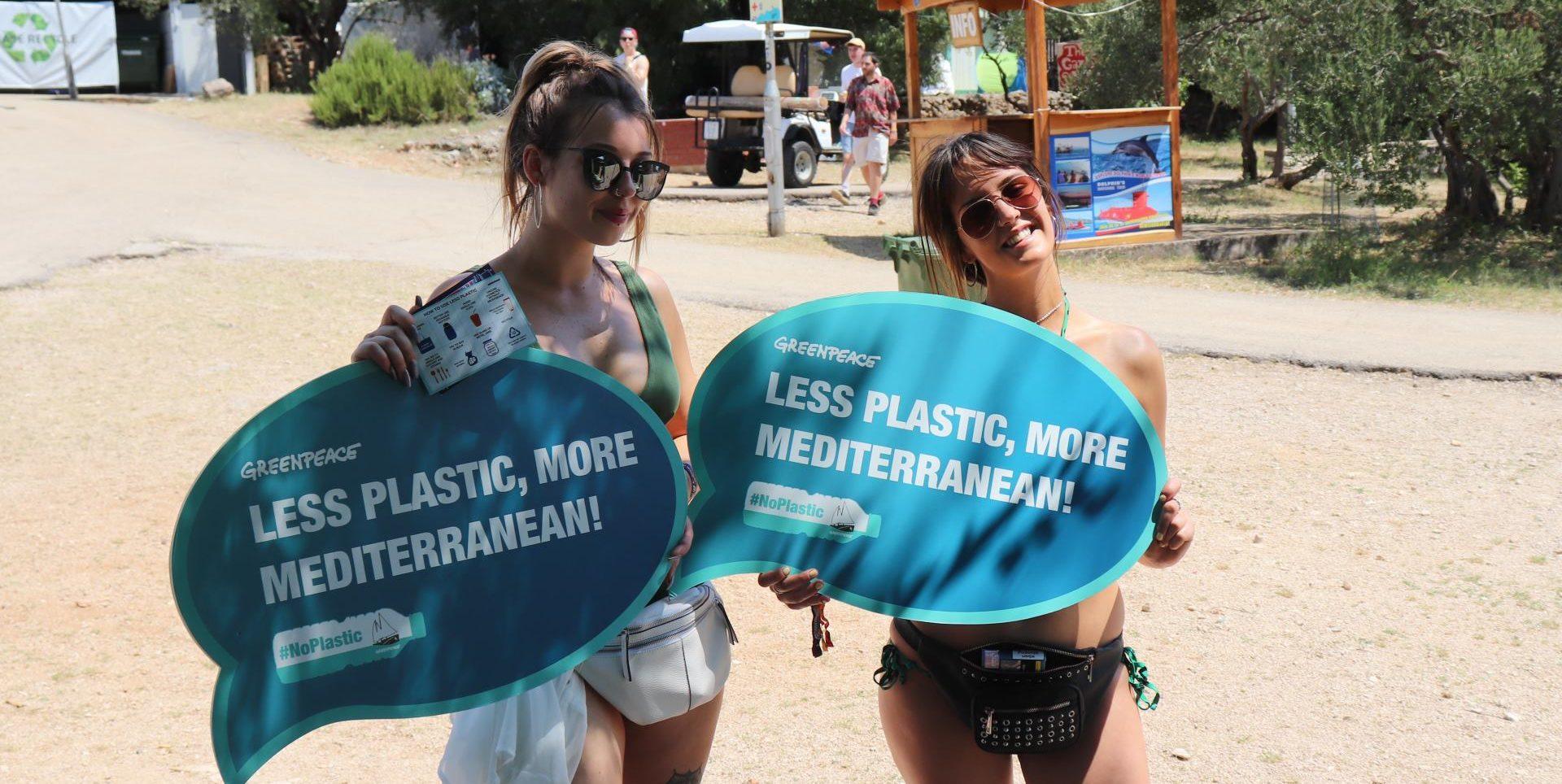 """Koncerti i festivali ne moraju biti """"odlagalište plastičnog otpada"""""""