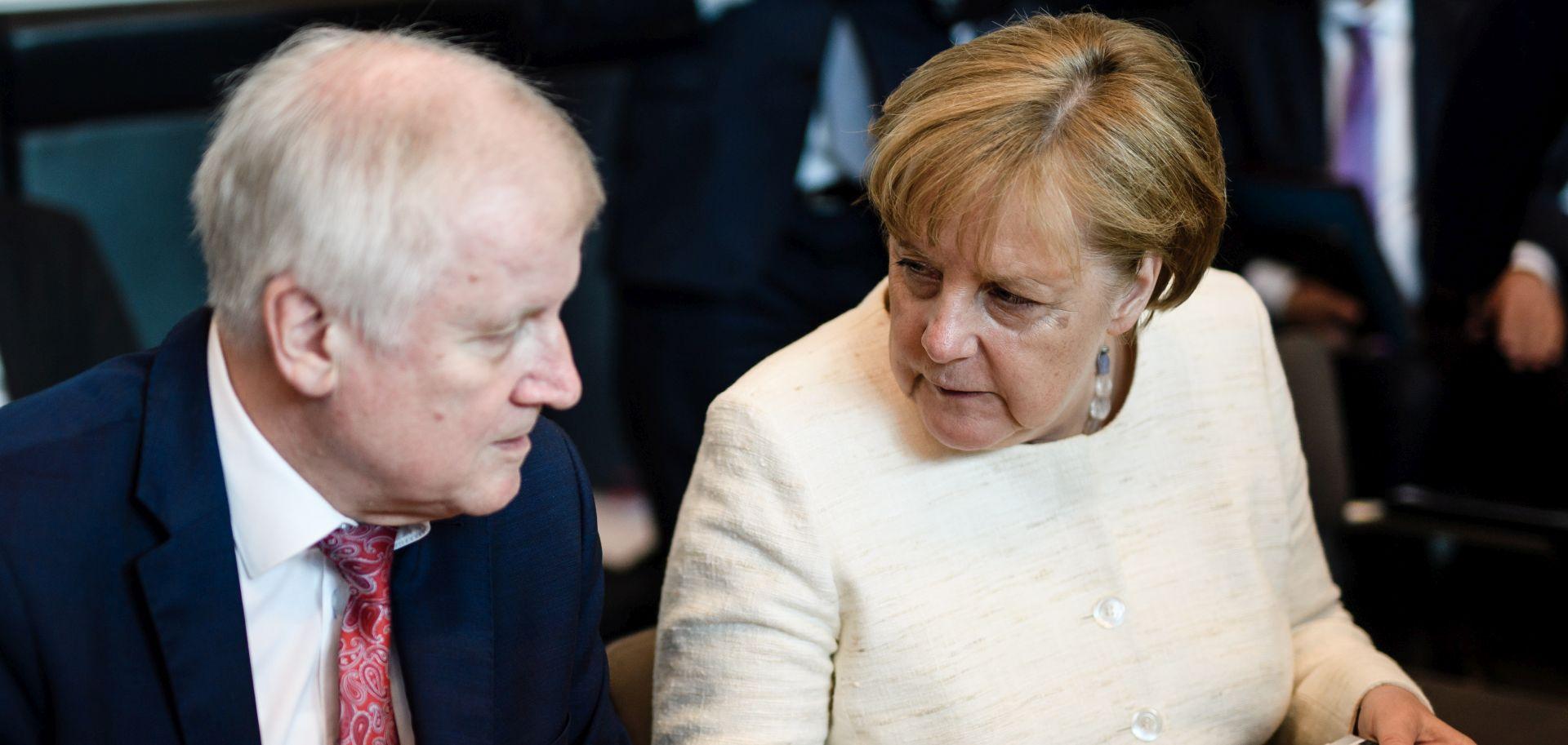 OKONČANA KRIZA Njemački demokršćani postigli kompromis