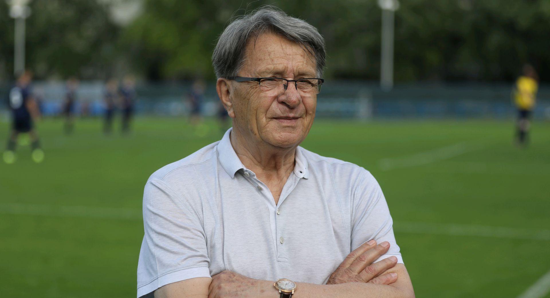 """ĆIRO """"Koncentrat kvalitete najveći je u hrvatskoj reprezentaciji"""""""