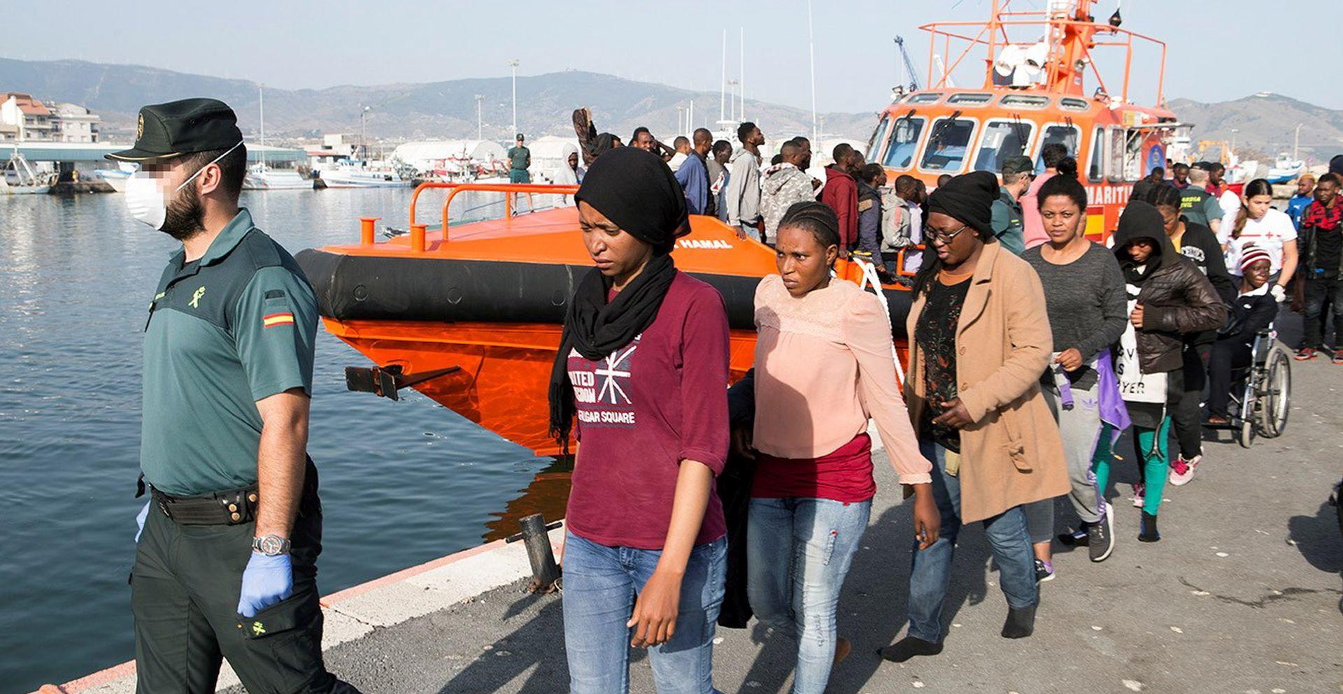 Španjolska postala zemlja s najviše ulazaka migranata