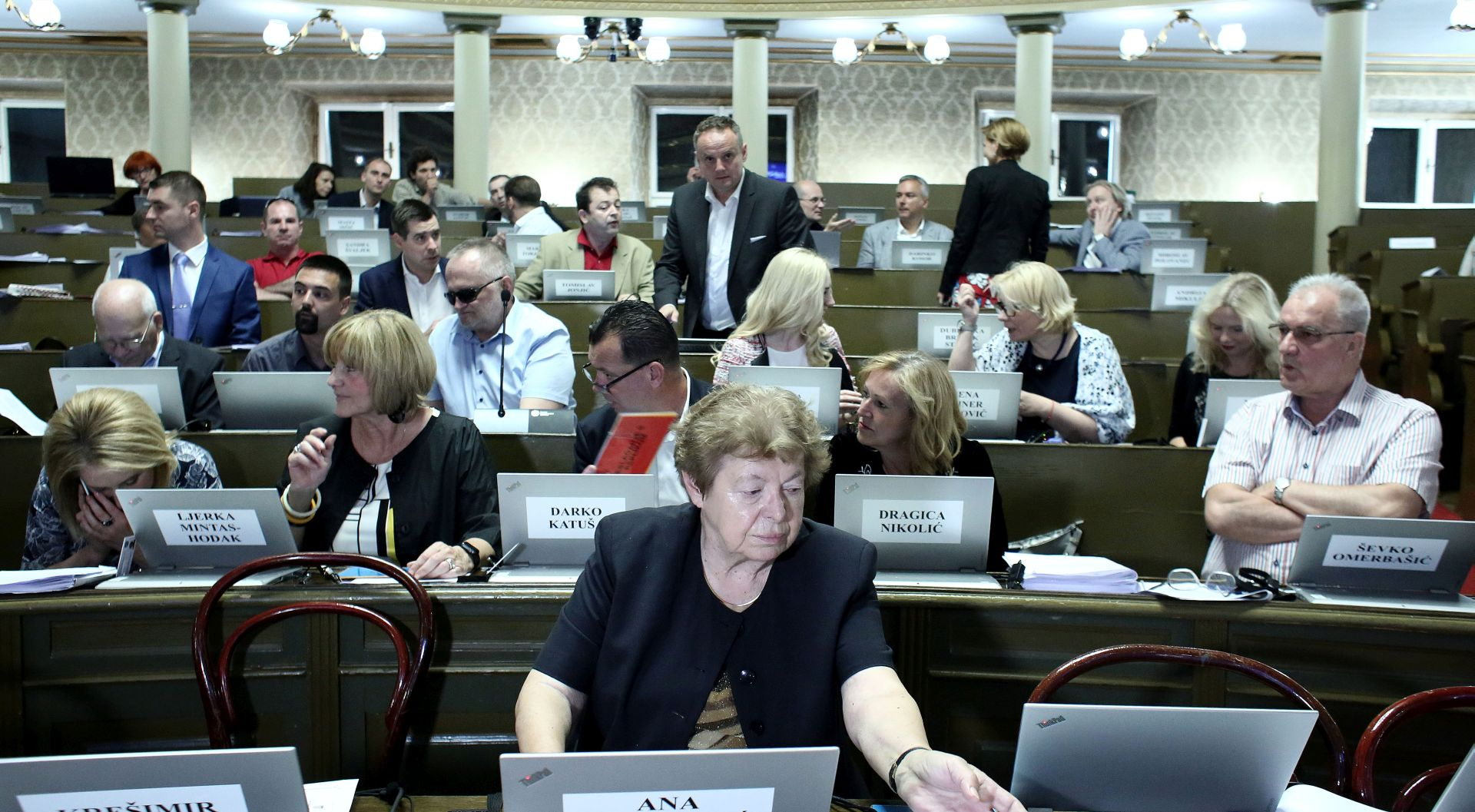 Skupština podržala zaduženje Zagreba za 250 milijuna kuna