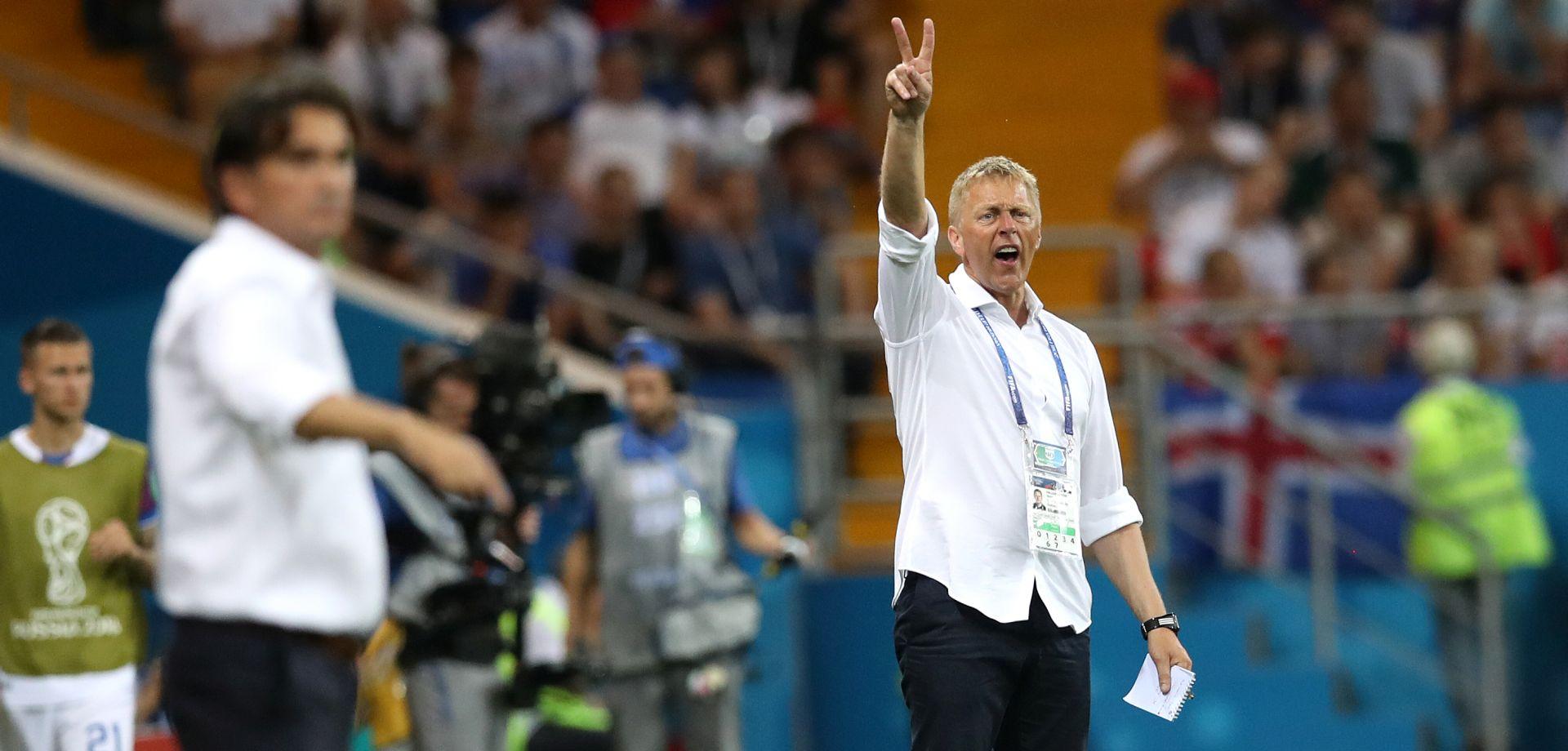 Island ostao bez izbornika, Heimir Hallgrimsson podnio ostavku