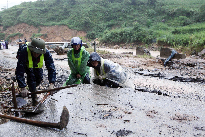 VIJETNAM U poplavama poginulo najmanje 19 osoba