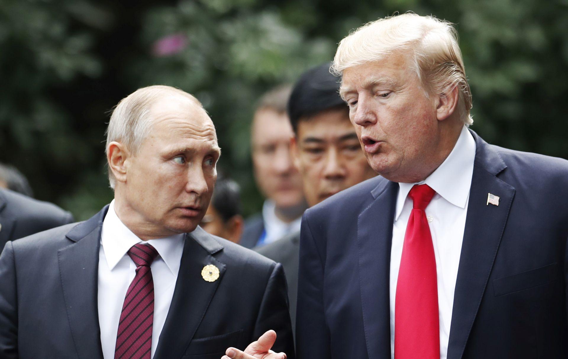 Zašto se sastanak Trumpa i Putina održava u Helsinkiju?