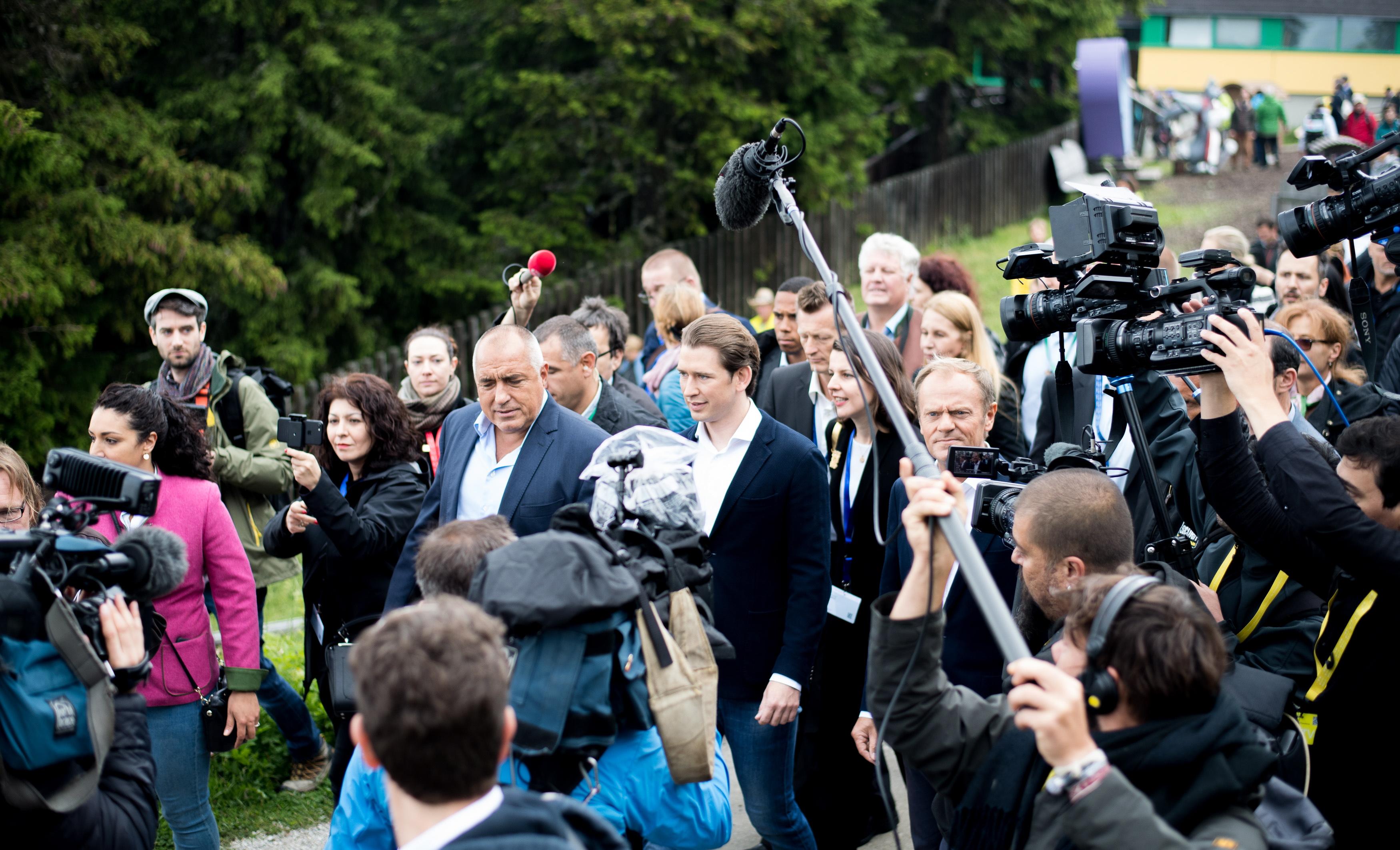 Kurz predstavio program austrijskog predsjedanja Unijom s naglaskom na migrantsku politiku