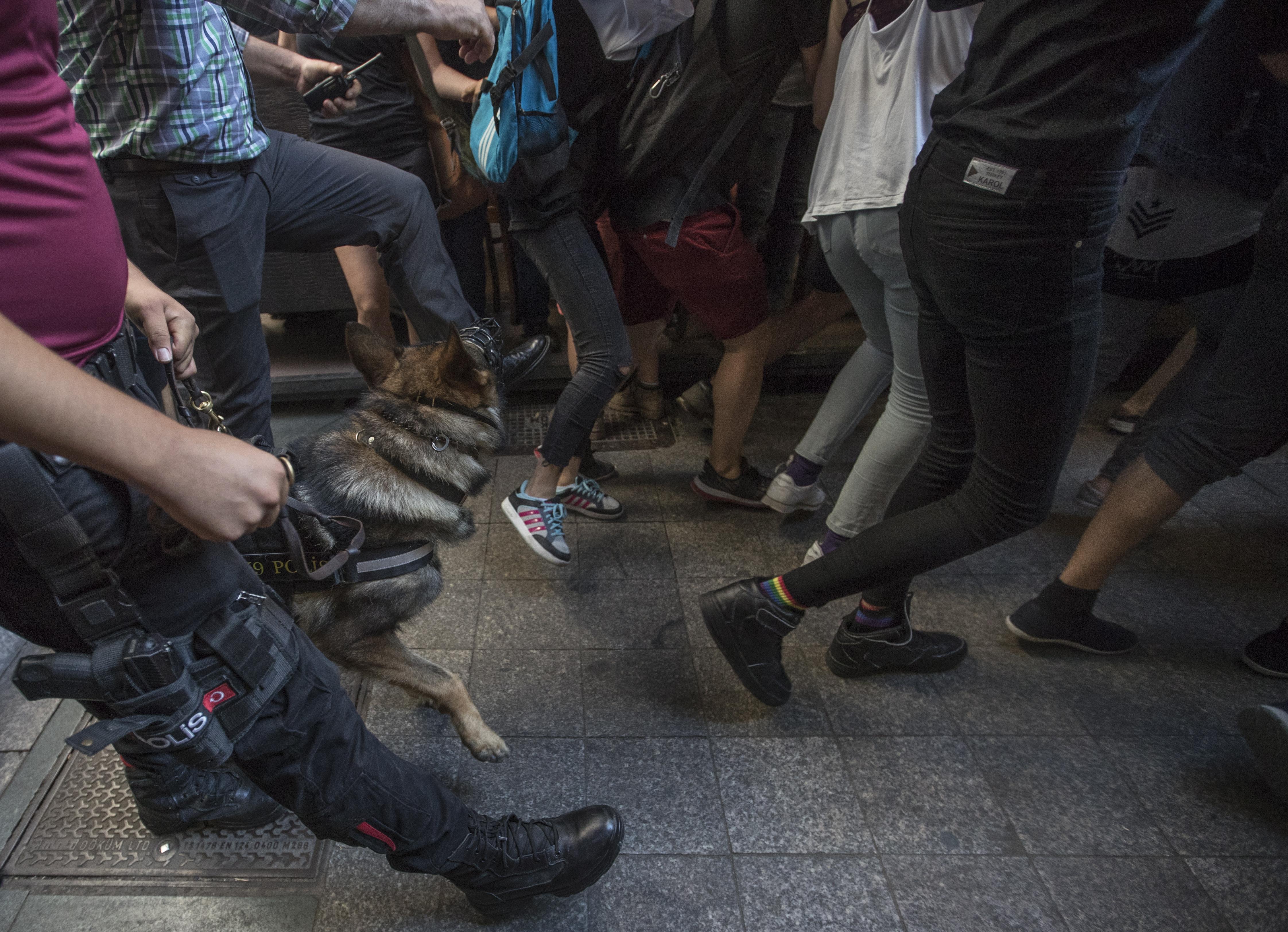 Turska po četvrti put zabranila Paradu ponosa