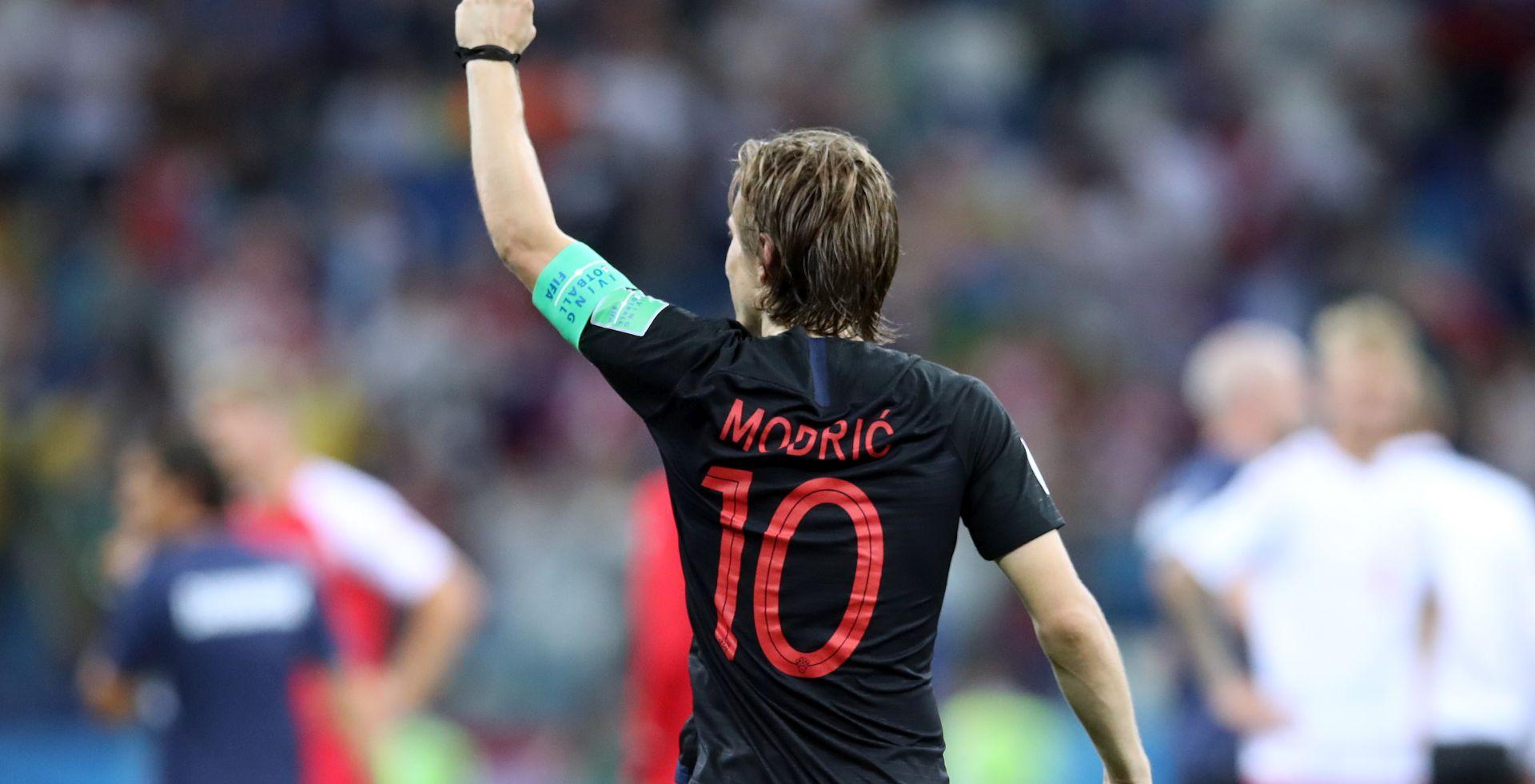 Modrić među tri kandidata za najboljeg igrača Europe