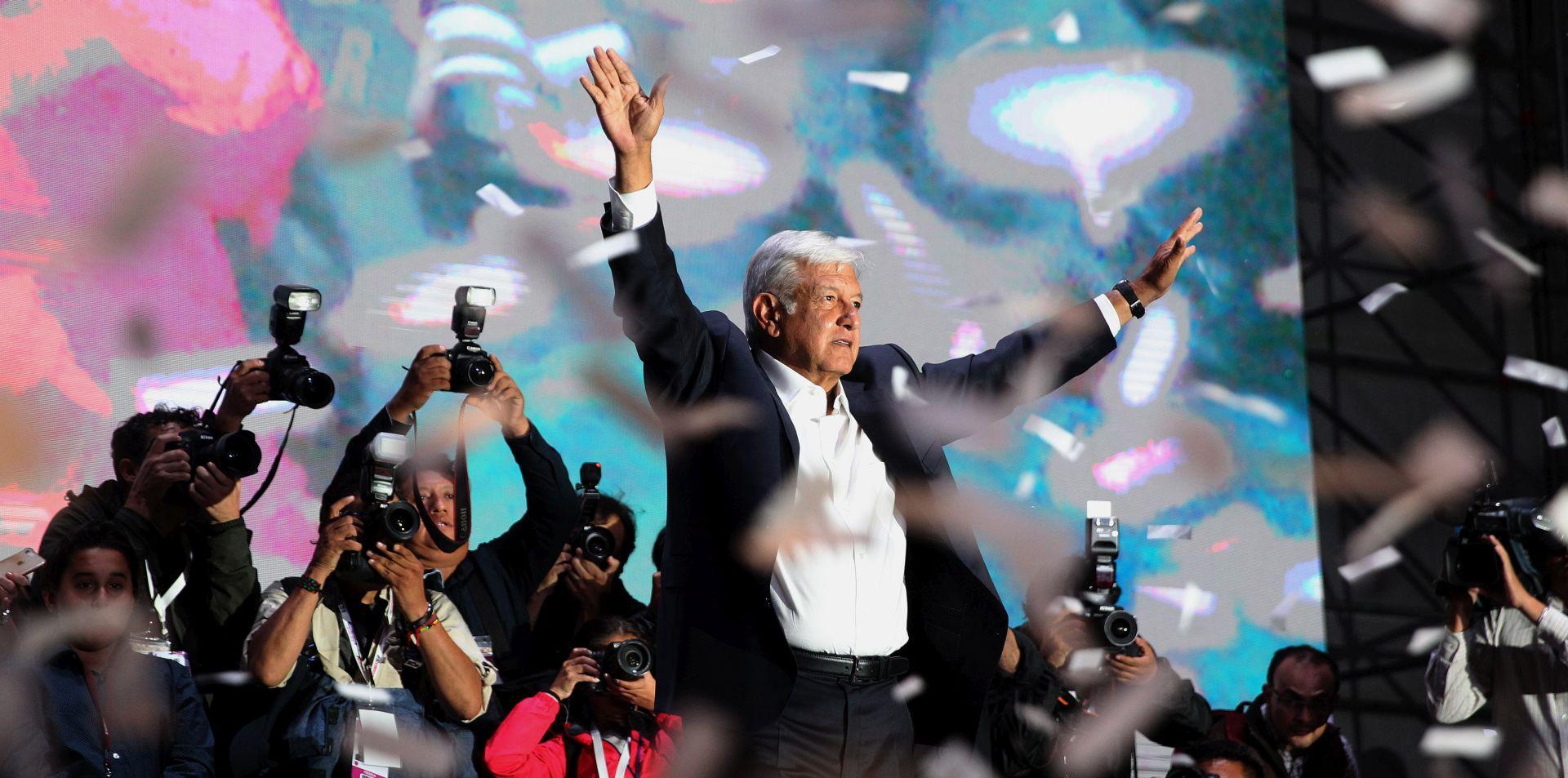 Meksički predsjednik najavio referendum o svom opozivu