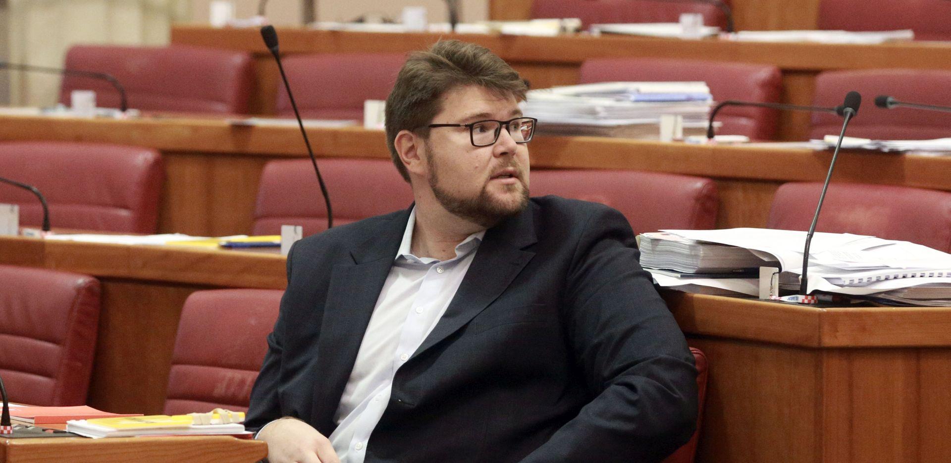 SABOR Oporba prozivala zbog reforme mirovinskog sustava