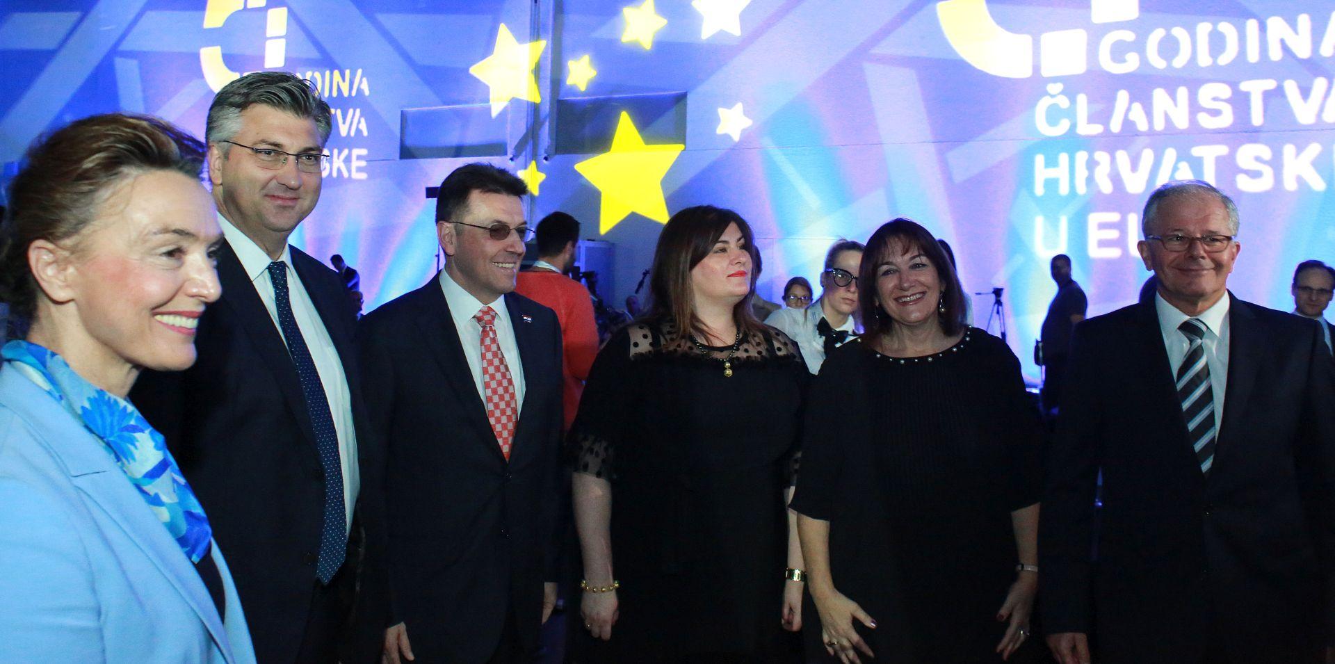 5 GODINA U EU Hrvatska postala bolje mjesto za život