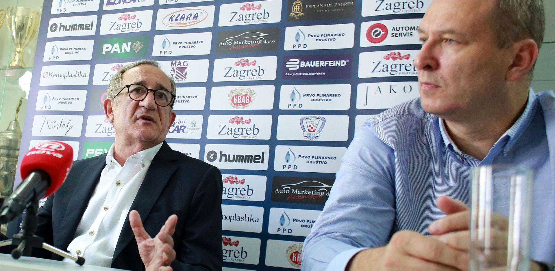 PPD Zagreb predstavio Červara kao novog trenera