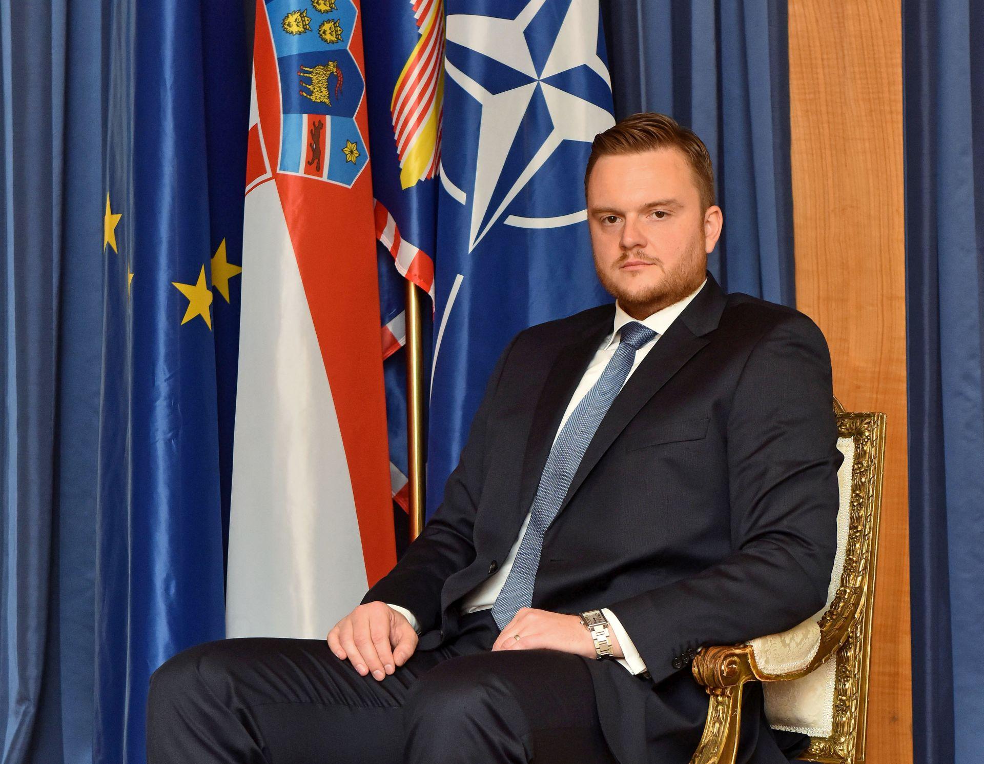 Marko Primorac novi savjetnik predsjednice za gospodarstvo