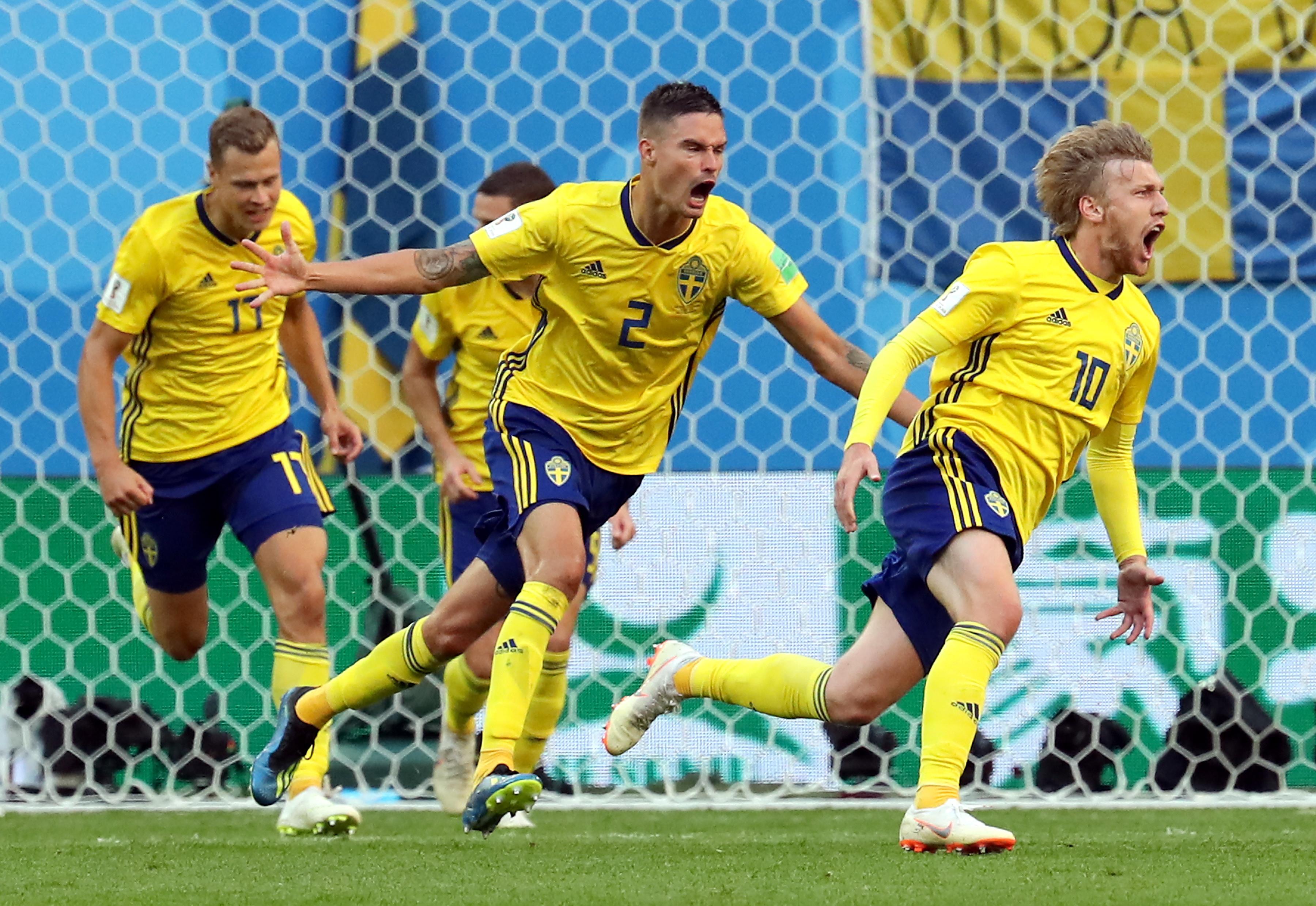 Šveđani zasluženo u četvrtfinalu