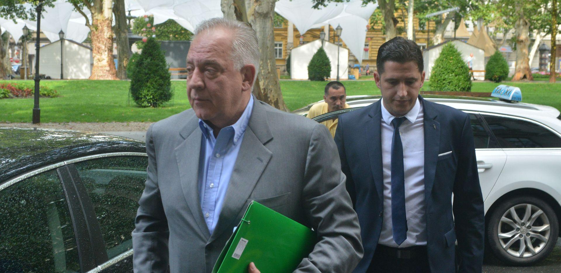 Sanader ponovno nije počeo iznositi obranu na suđenju za Fimi mediju